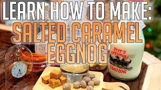 كيفية جعل الكراميل المملح شراب البيض   جعفر الساقي