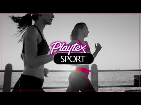 Playtex® Sport®   Real Voices, Real Reviews