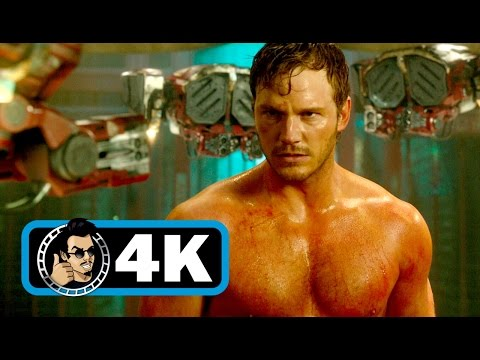 Kyln Prison Arrival - GUARDIANS OF THE GALAXY Movie Clip (4K ULTRA HD) Chris Pratt Marvel 2014