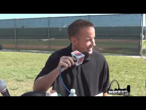 Dan McLaughlin on The ITD Morning After at Spring Training