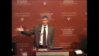 "Alan Krueger - ""In The Nation's Service: Lessons From Serving As The President's Chief Economist"""