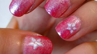 Tutorial Nailart 1 • Pink glam