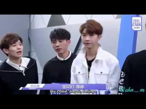 IDOL PRODUCER 2018 You  Zhangjing  part2 - Main vocal