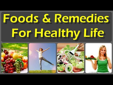 Top 10 Home Remedies For Good Health Everyone Should Know And Stay Healthy