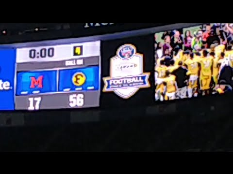 Ferriday High School Wins The 2019 LHSAA 2A Football State Championship