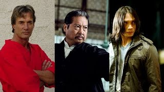 Richard Norton ,Sammo Hung, Simon Kook, etc Fighting