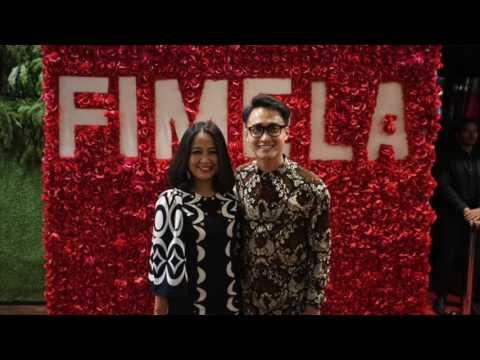 Astrid Journal - Barli Asmara Fashion Show