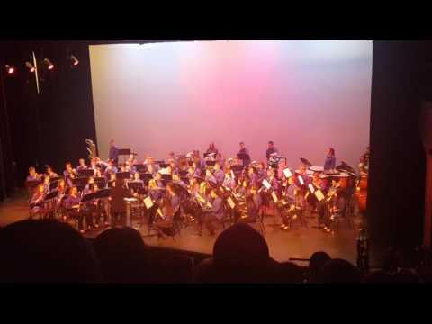 GW Graham Sr Concert Band - Solar Storm