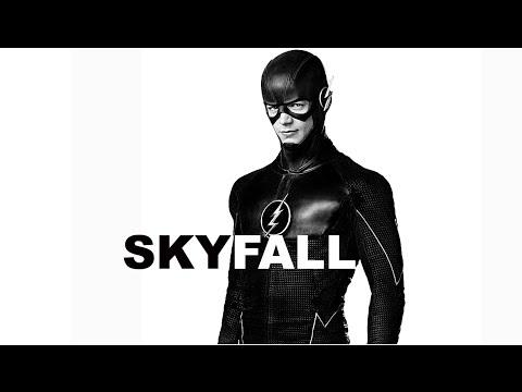 The Flash ⚡ Skyfall