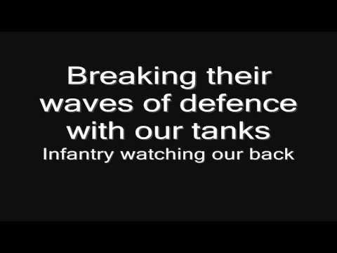 Sabaton - Panzer Battalion (lyrics) HD