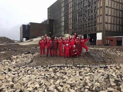 """KOOLE Contractors at """"Hart van Nederland"""""""