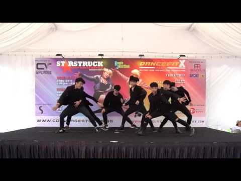 FullOut Squad | STARSTRUCK KPOP Dance Battle Semi-Finals 2017 || Finalist ||