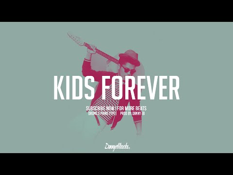 Kids Forever  Piano x Drums Instrumental Prod: Danny EB