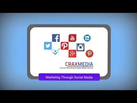 Crax Media Solution - Internet Marketing, Web Design, Digital Media Placement, Brand Solution