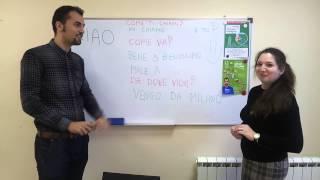 Мини урок итальянского от Simone Ferrari