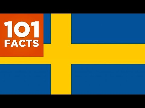 101 Facts About Sweden