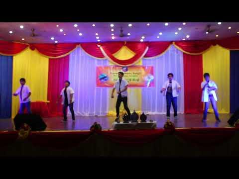 Kaveri Kannada Sangha Dar es salaam 2017 KKS Boys Dance