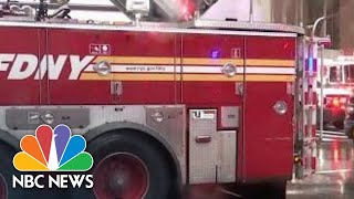 Tom Costello: Helicopter Crash Rare In New York City, Despite Heavy Air Traffic | NBC News