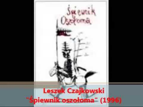 """W kwestii żydowskiej - Leszek Czajkowski - Śpiewnik oszołoma"""" (1996)"""