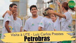 Visita à UTE Luiz Carlos Prestes em Três Lagoas