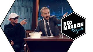 Trettmann zu Gast im Neo Magazin Royale mit Jan Böhmermann