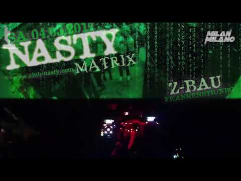 T Blisskin b2b Milan Milano @ NASTY MATRIX small resume of our 7 hours B2B session enjoy