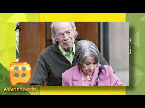 Murió la esposa de Manuel 'Loco' Valdés | Ventaneando