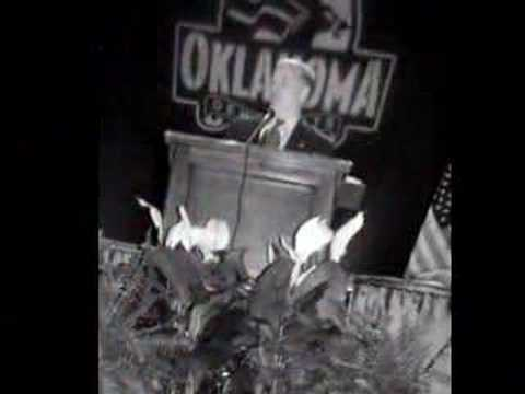 Oklahoma Democratic Party 2007 State Convention