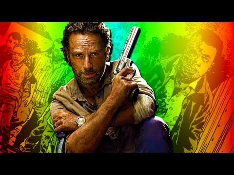 """RICK IS MY HERO!"" - The Walking Dead: No Man's Land!"
