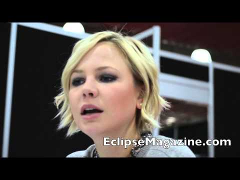 Silent Hill: Revelation 3D's Adelaide Clemens Talks a bit to EM at NYCC 2012!