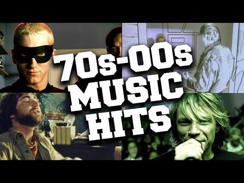 Top 50  Hits from 1970 to