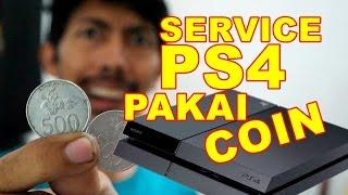 Memperbaiki PS4 Rusak Mati Tidak Bisa Menyala VLOG51