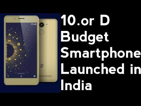 10 or D (Tenor D) - Smartphone Launched In India ! Price ! Specifications