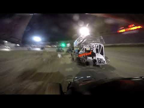 Deming Speedway Clay Cup 7/19/19 Jr Sprint A Main Cash GoPro