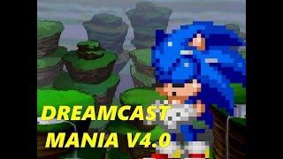 Dreamcast Mania 4.0 release!