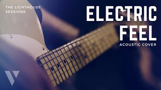 """Gambar cover """"Electric Feel"""" by MGMT (acoustic cover)"""