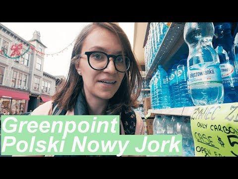 POLISH Food AMERICANS like - Tour of Polish GREENPOINT