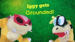Iggy gets Grounded!