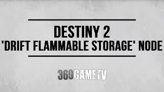Destiny 2 Drift Flammable Storage Node Location (Sleeper Simulant Nodes Location-Override Frequency) thumbnail