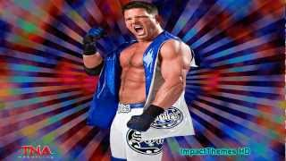 "2012: Aj Styles 15th and New TNA Theme Song ""I Am I Am"" (Remix V7)"