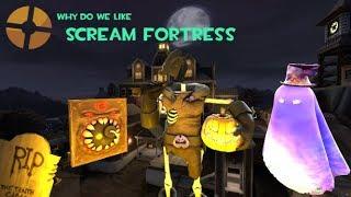 Why do we like SCREAM FORTRESS?
