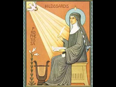 Hildegard von Bingen: O frondens virga, Antiphona