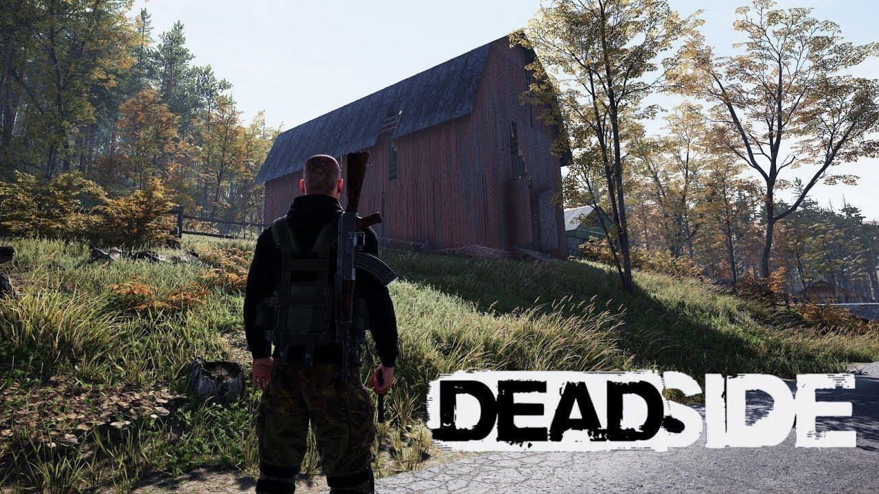 Survival Game Trailer Deutsch