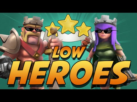 Clash Of Clans | TH9 GOHO GUIDE FOR LOW HEROES & BEGINNERS