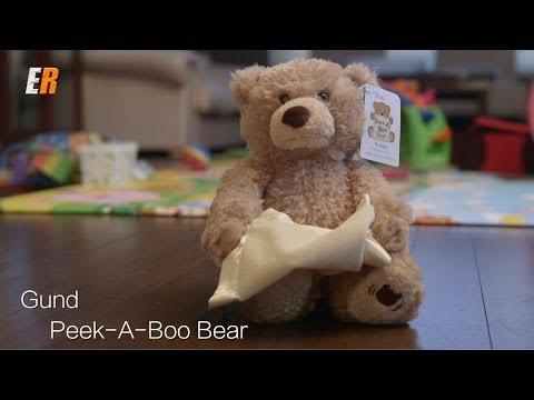 Gund Peek-A-Boo Bear Review