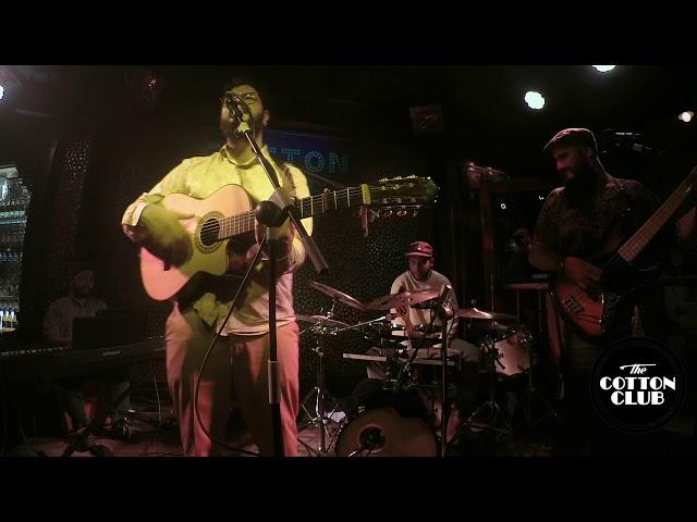 Alvaro Ruiz en directo en Cotton Club Bilbao  Déjate ser