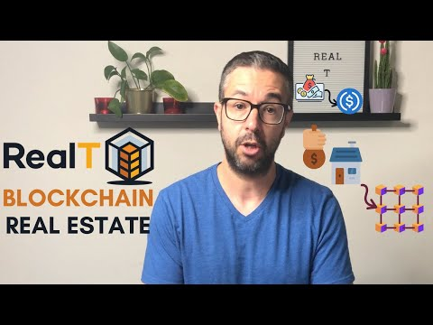 RealT | Invest in Real Estate on a Blockchain | Blockchain Real Estate