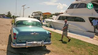 John McAfee was happy in Havana