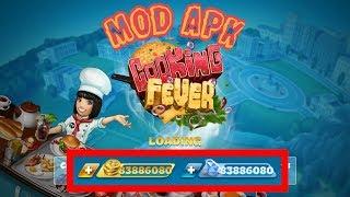 Cooking Fever V2.5.0 MOD APK Download & Gameplay