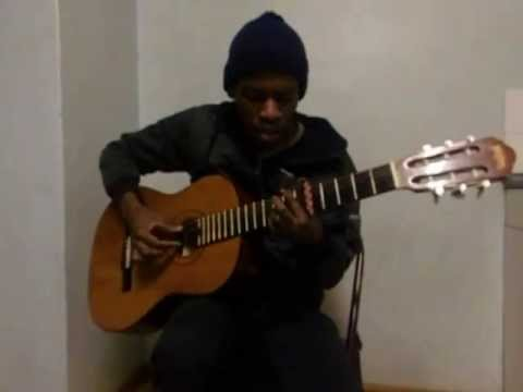 Abel Chungu - Fire Shut Up In My Bones (Cover)
